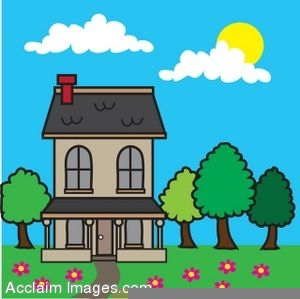 Back free images at. Home clipart yard