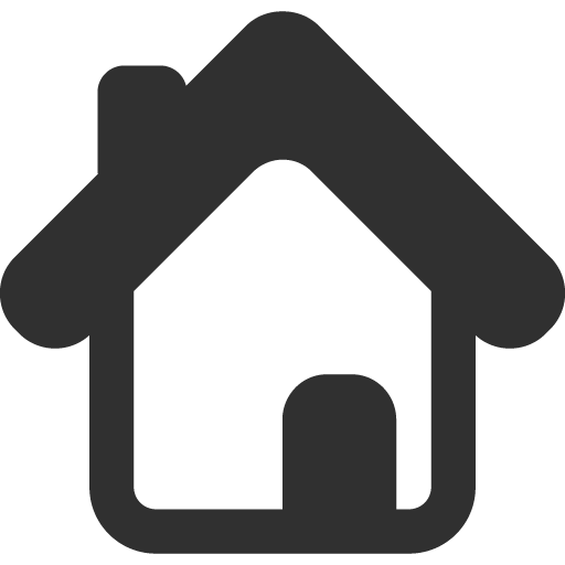 Home icon mono general. House symbol png