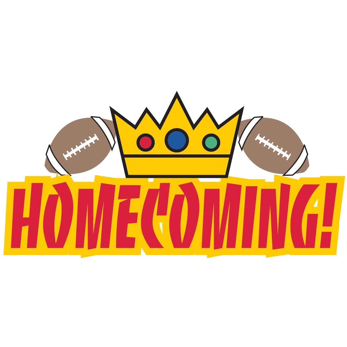 Homecoming clipart. New gallery digital collection