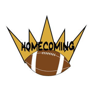 Free download best . Football clipart homecoming