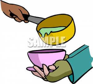 Helping the . Homeless clipart