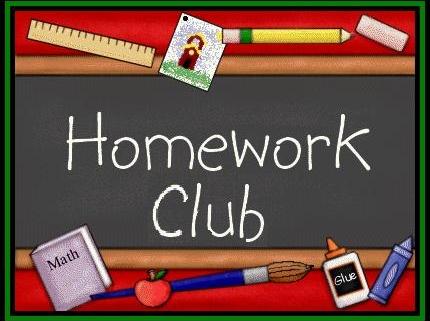 Resurgam youth s the. Homework clipart homework club
