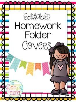 Homework clipart homework folder. Cover classroom management first