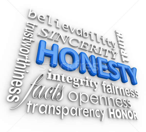 Honesty clipart believable. Stock photos images and