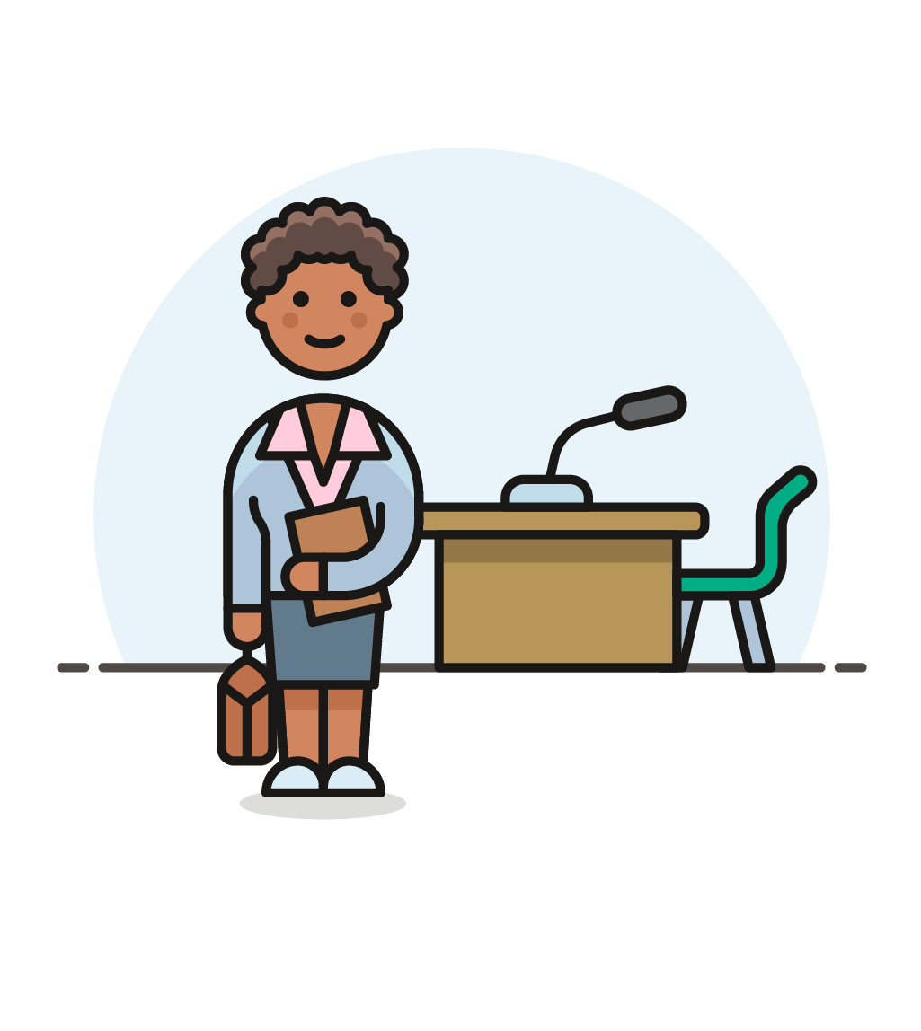 Lawyer clipart female lawyer. Icon image creator pushsafer
