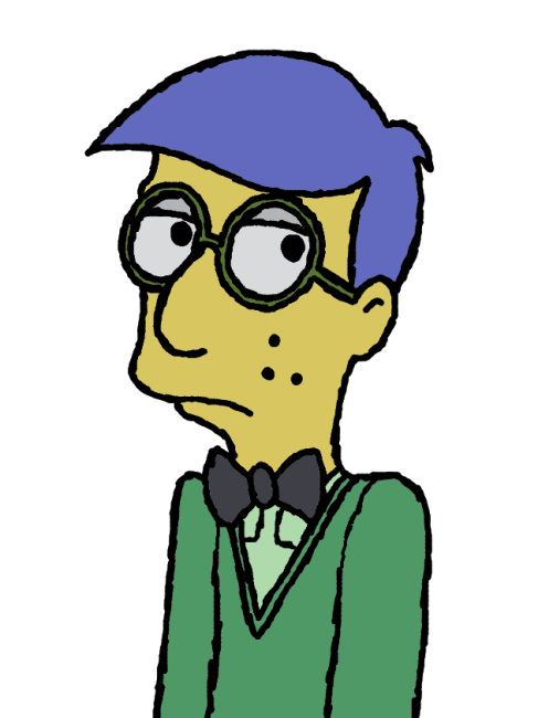 Lawyer clipart law degree. A young blue haired