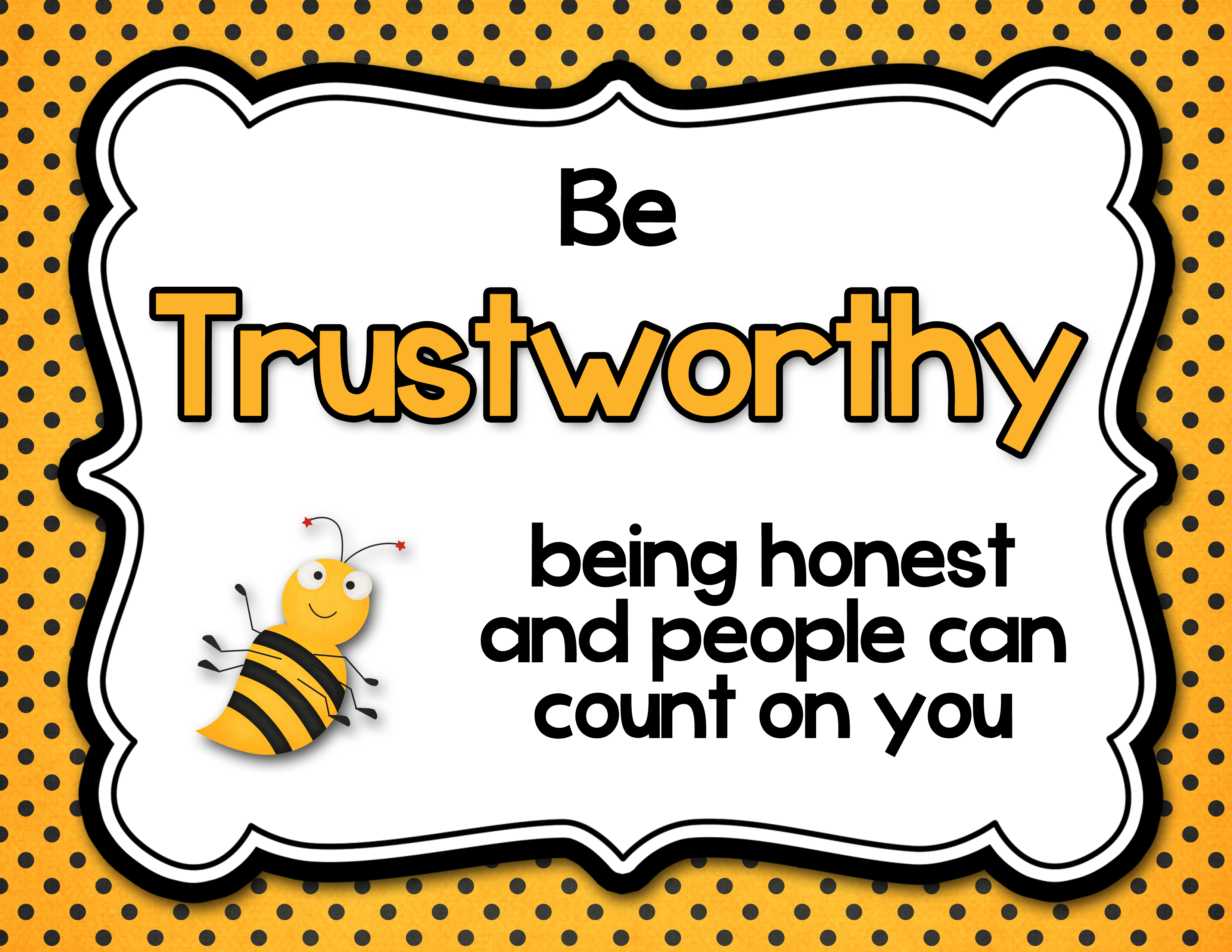 Honesty clipart trustworthiness. Free trustworthy cliparts download