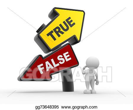 Clip art true or. Honesty clipart untrue