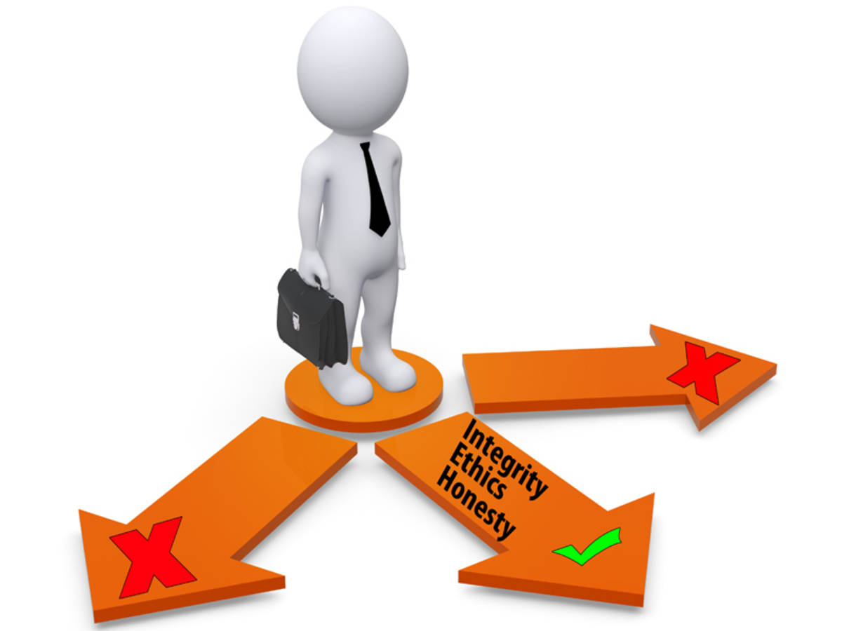 Integrity ethics and should. Honesty clipart ethical