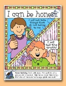 Lds clipart honesty. I can be honest
