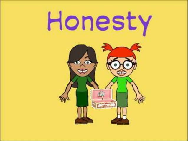 Story book . Honesty clipart honest girl