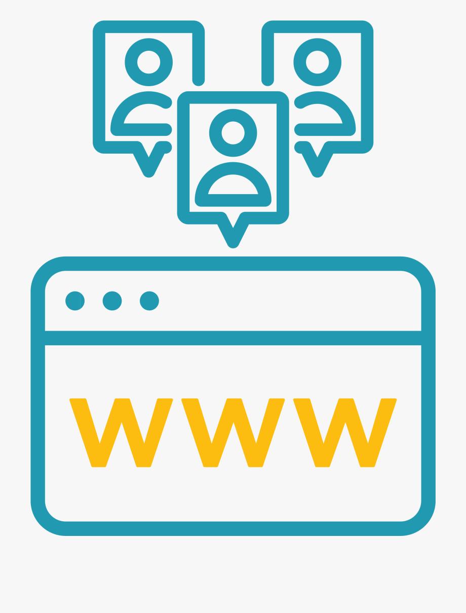 Honesty clipart horizontal communication. Online marketing channel web