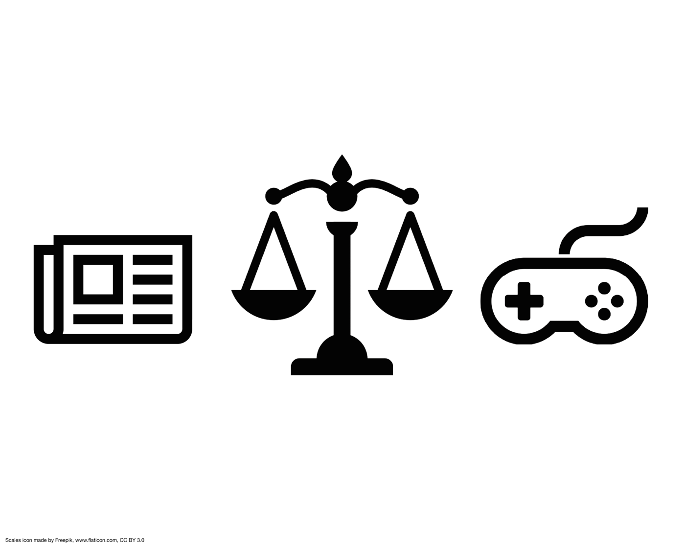 Honesty clipart justice. Video games journalism and