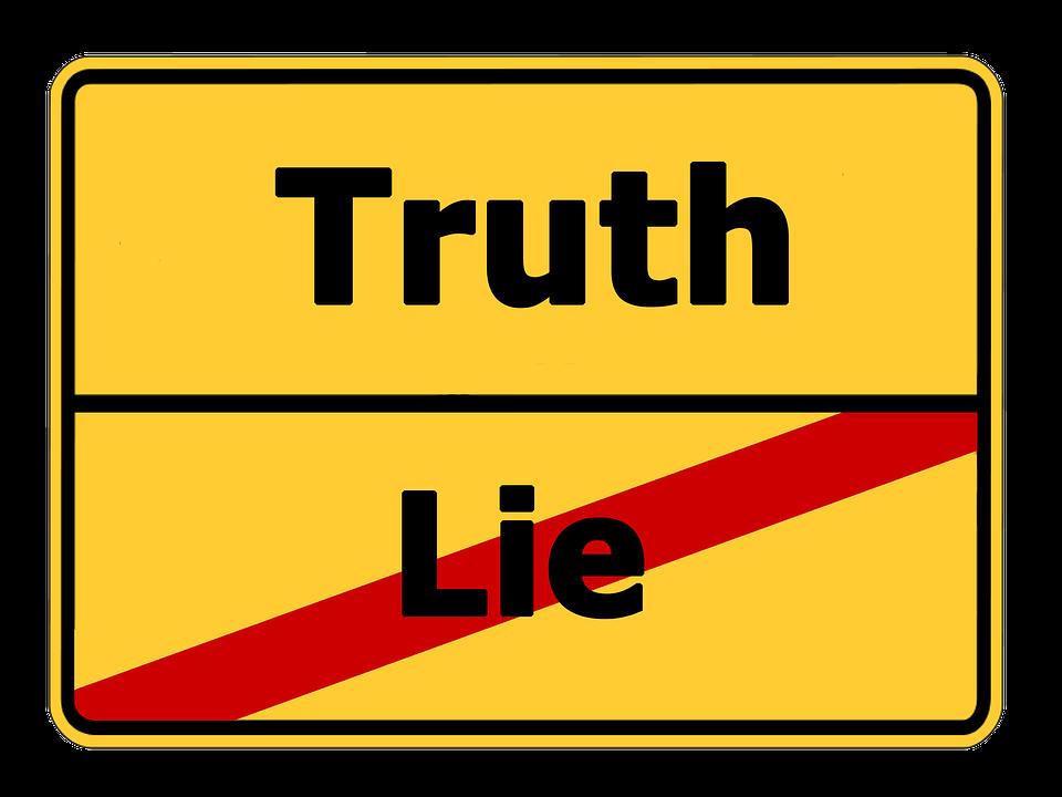 Honesty clipart liar. How to spot a