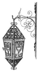 Vintage clip art black. Lamp clipart antique lamp