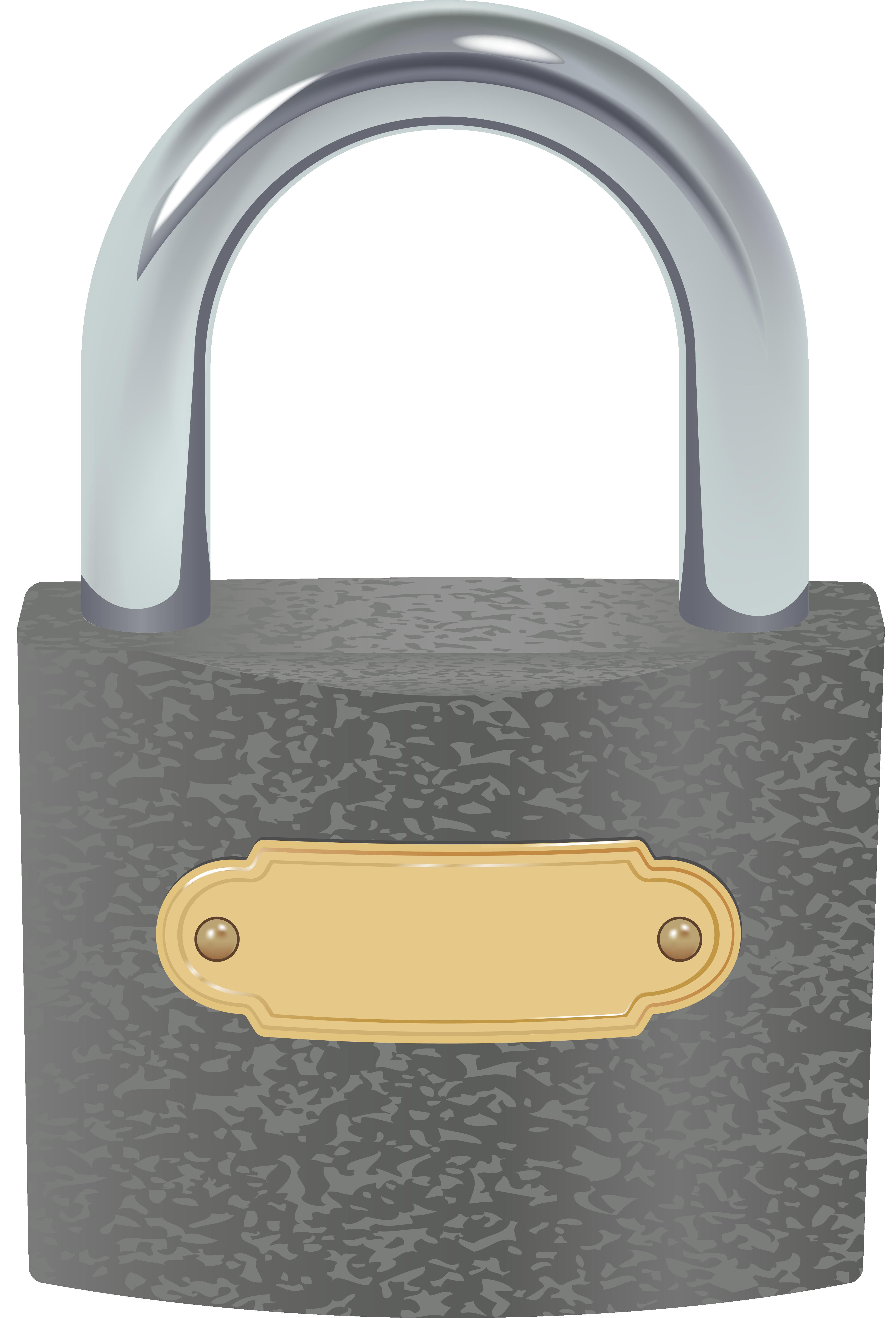 Lock clipart transparent. Padlock png clip art
