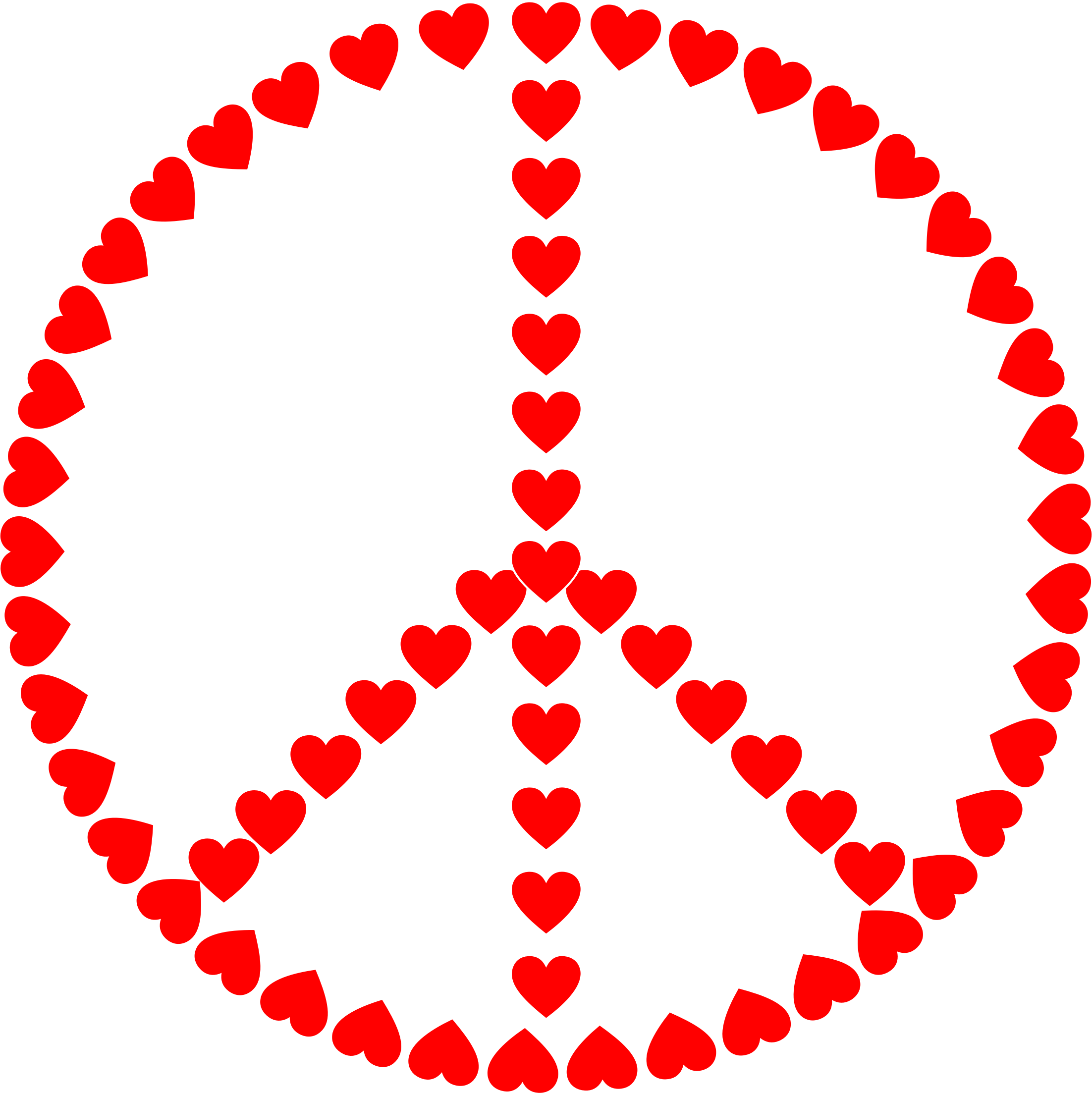 Sign big image png. Peace clipart peace love