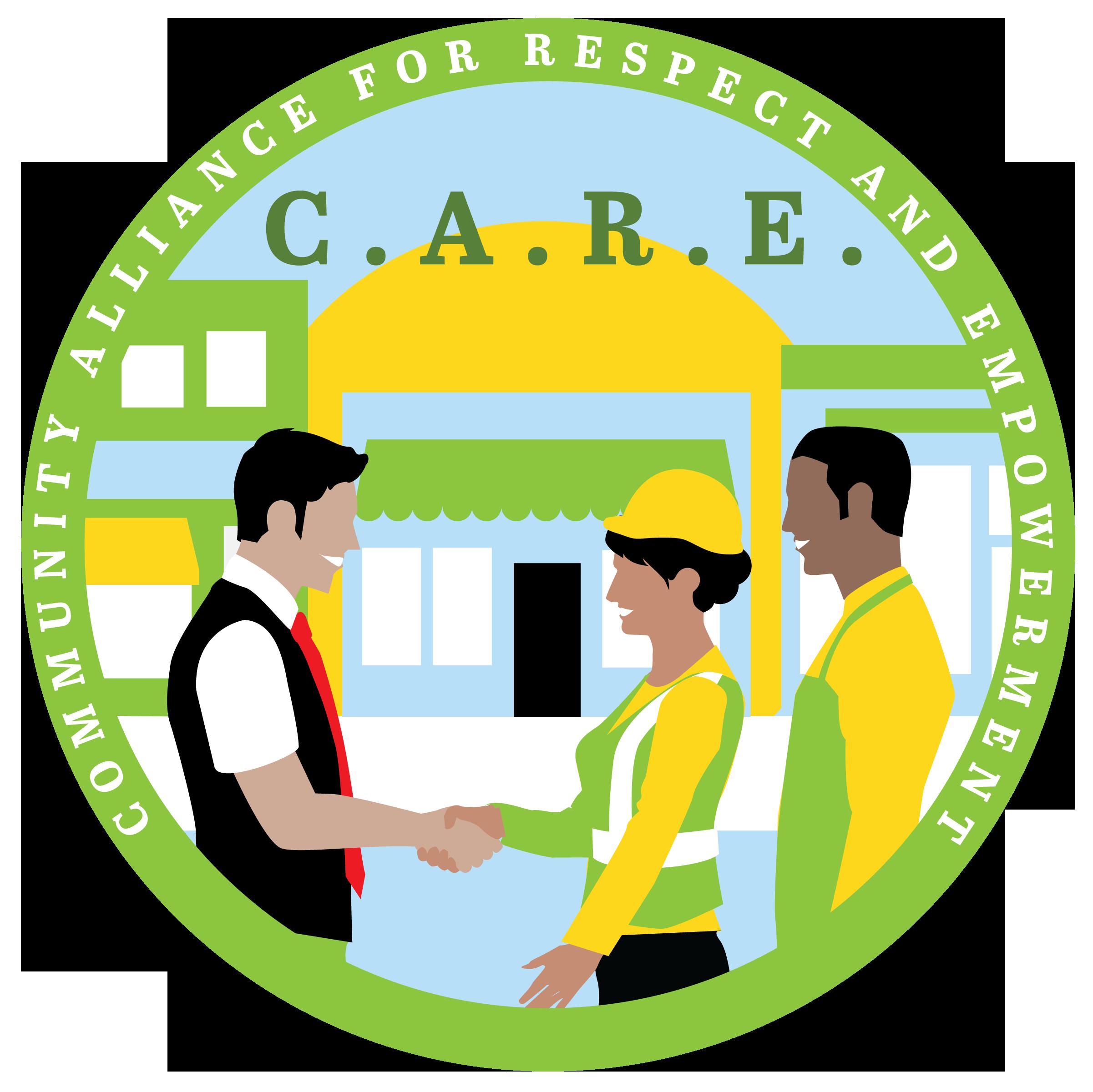 Care campaign carelogofinalcolor. Respect clipart civic education