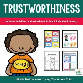 Pin on teaching stuff. Honesty clipart trustworthiness