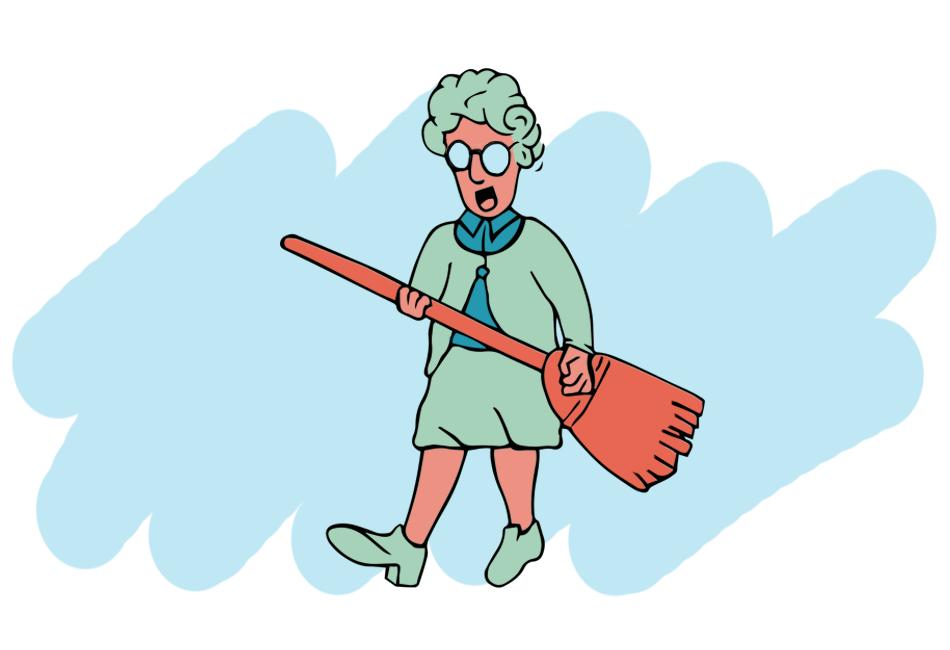 Honesty clipart trustworthy person. Move aside mrs doubtfire