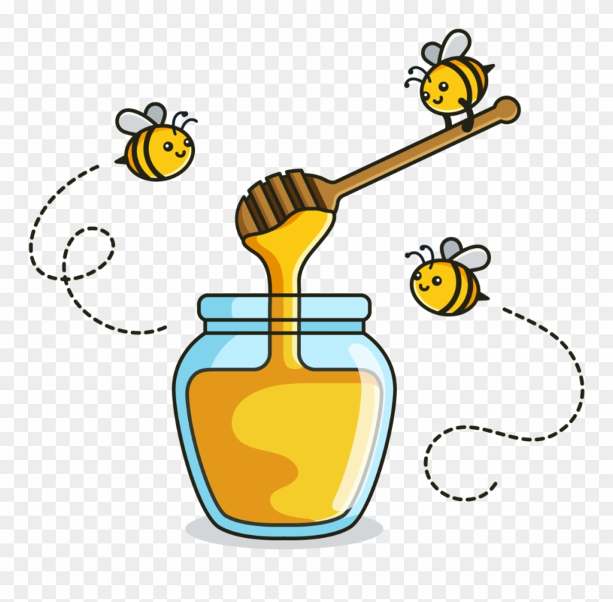 Be my guest sweet. Honey clipart