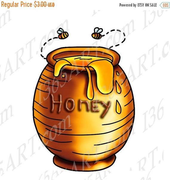 Honey clipart.  off clip art
