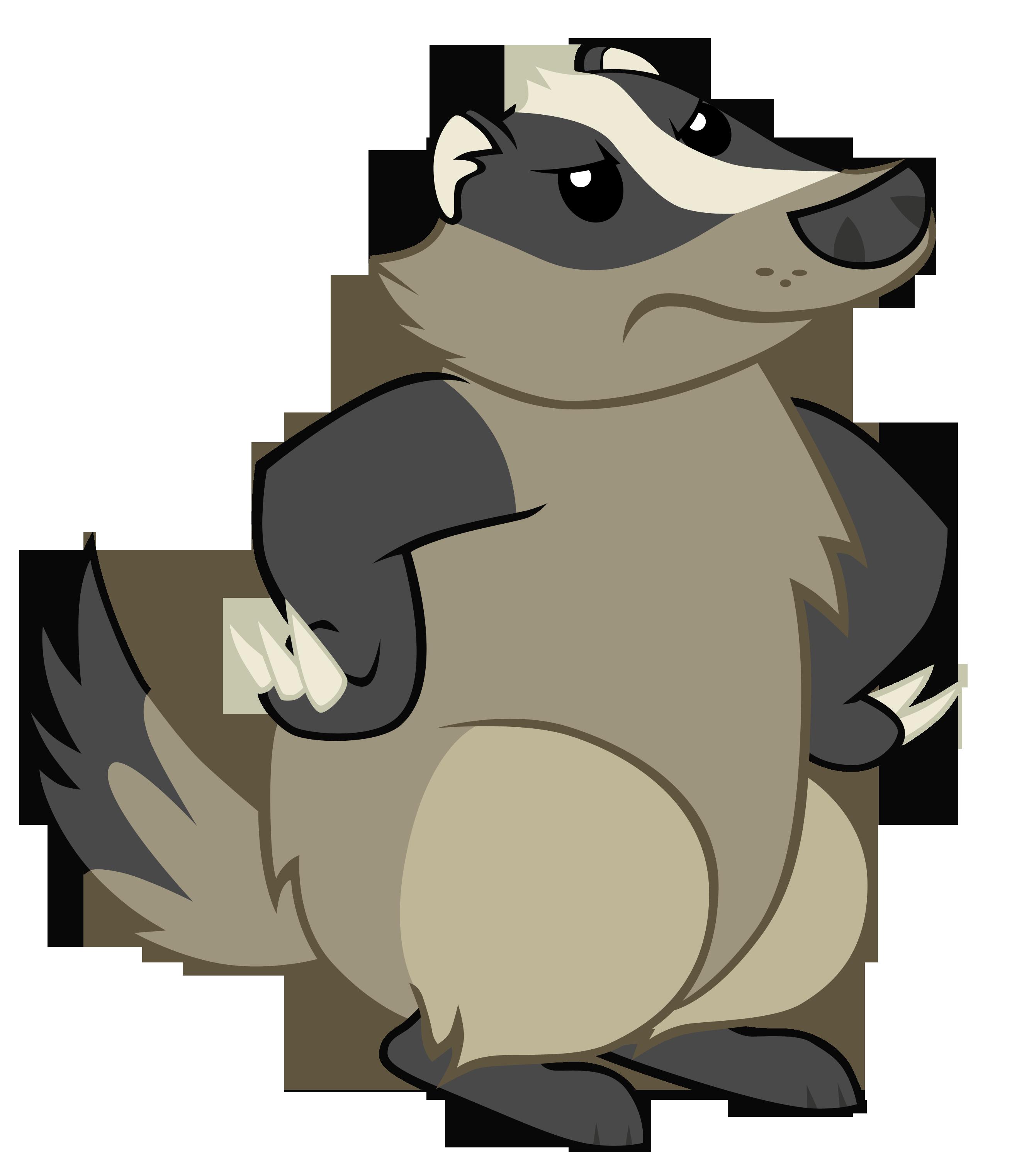 Weight clipart 10 kg. Honey badger crazywidow info
