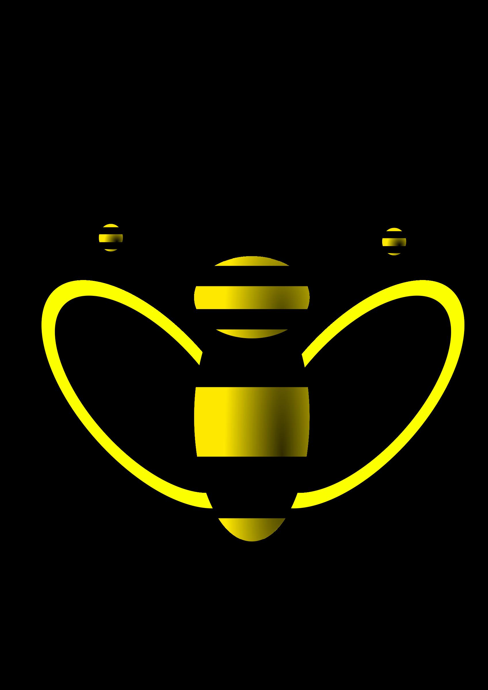 Honey clipart clip art. Bee big image png