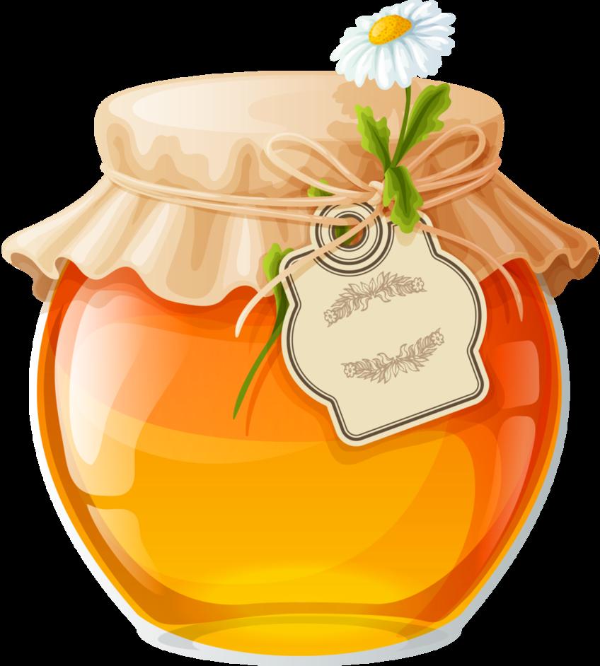 Honey clipart honey jar. Of by rosemoji on
