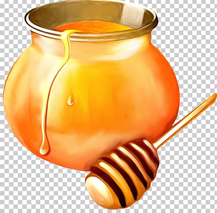 Bee png clip art. Honey clipart honey jar
