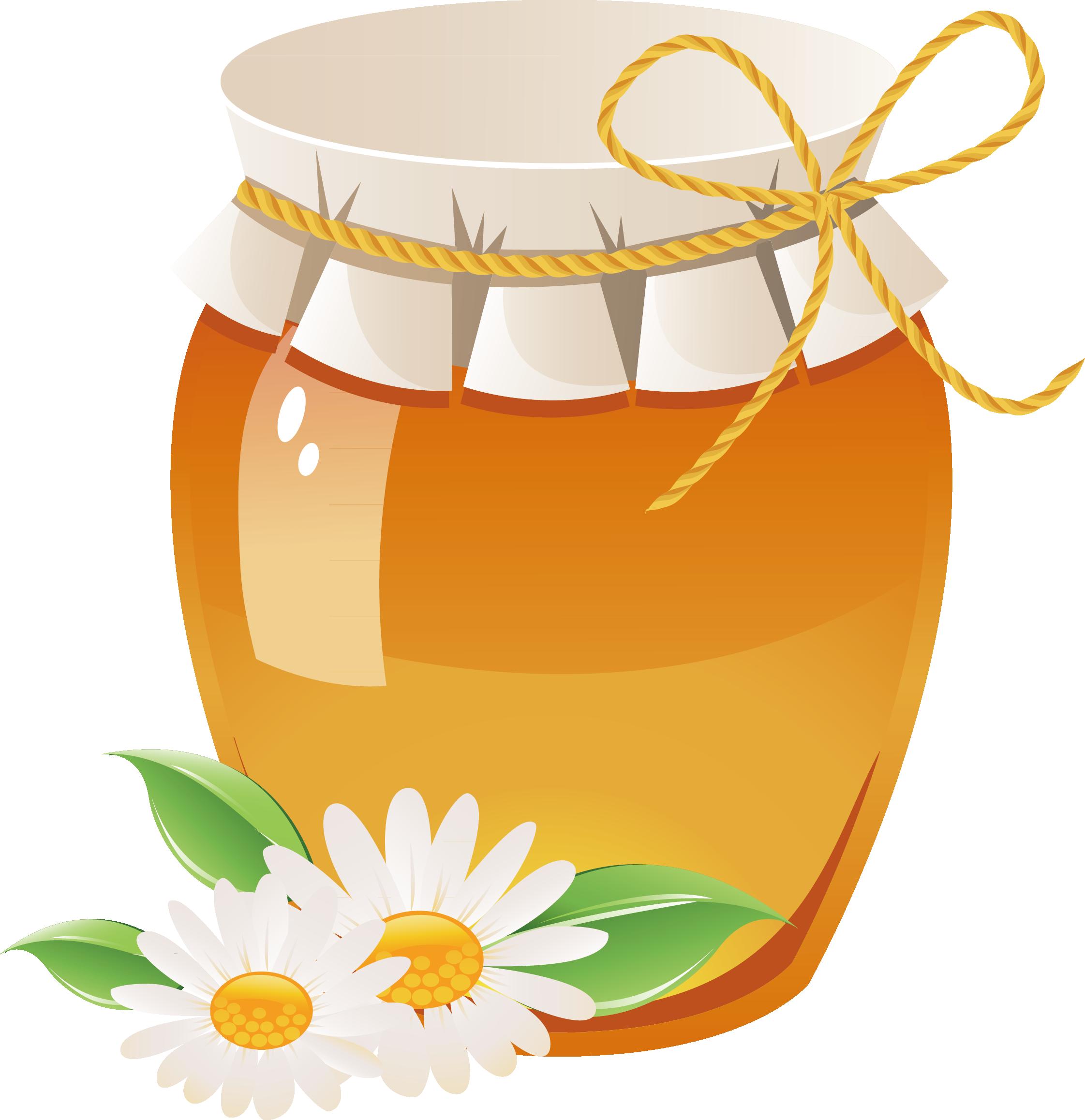 Honey clipart honey jar. Bee sealed wine altar
