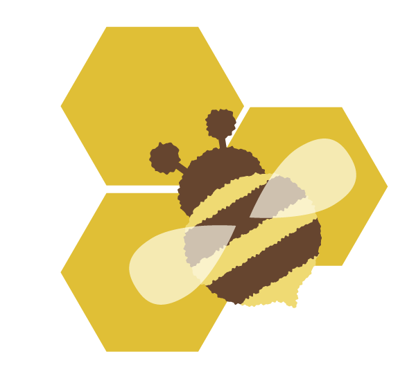 Honeycomb clipart bee cell. How to create a