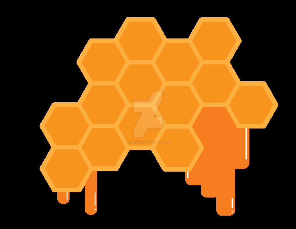 Honeycomb clipart honeycomb design. By islanderdesign on deviantart
