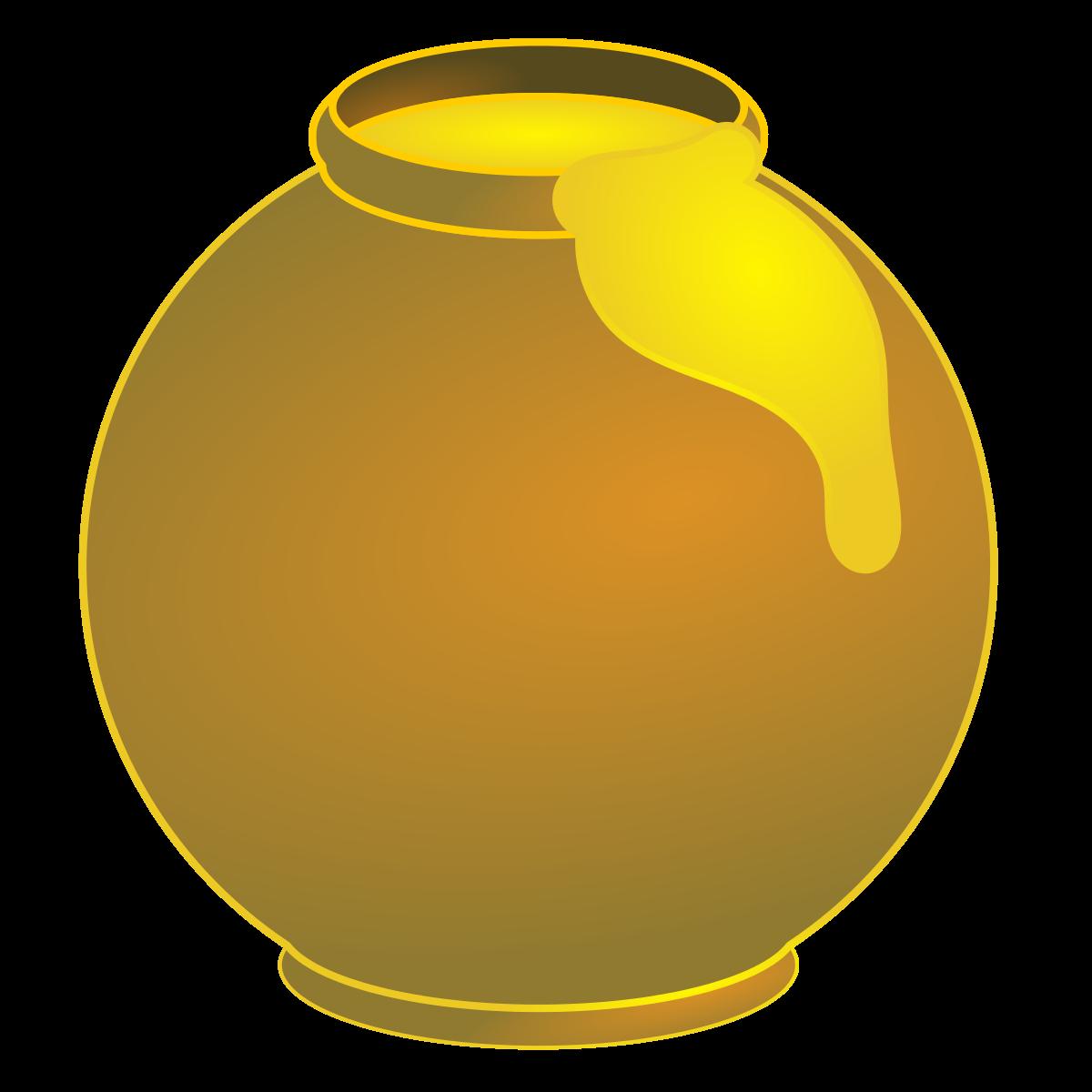Honeypot wikipedia . Honey clipart hunny