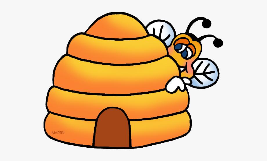 Honeycomb clipart bee nest. Honey hive clip art