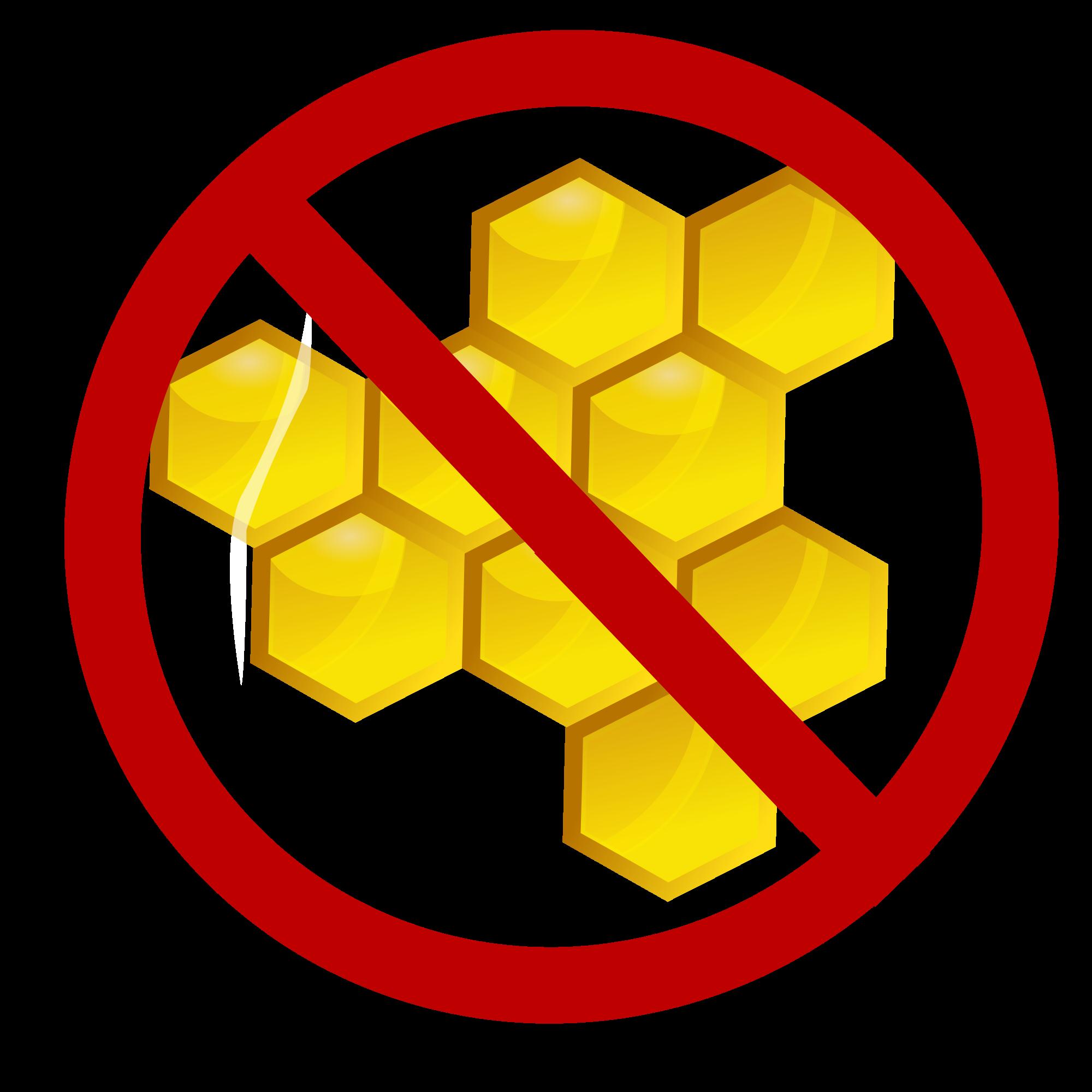 Honey transparent