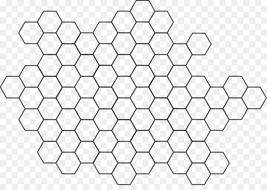 Honeycomb clipart. Hexagon bee clip art