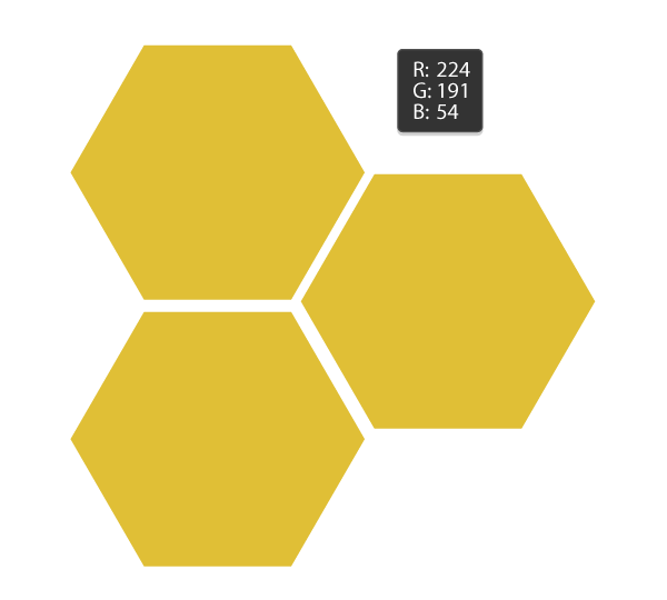 How to create a. Honeycomb clipart bee cell