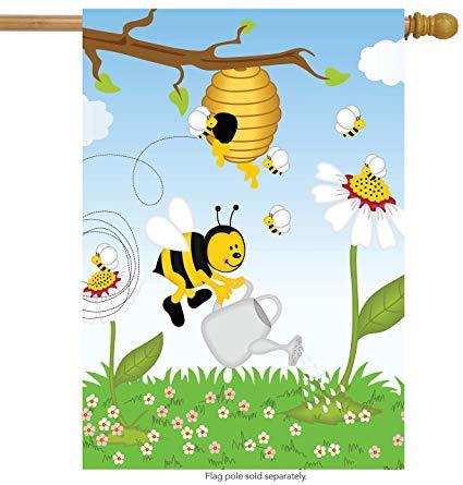 Shinesnow cartoon funny cute. Honeycomb clipart bee home