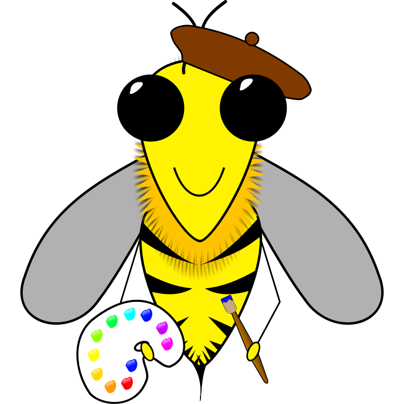 Honeycomb clipart bee nest. Free hive download clip