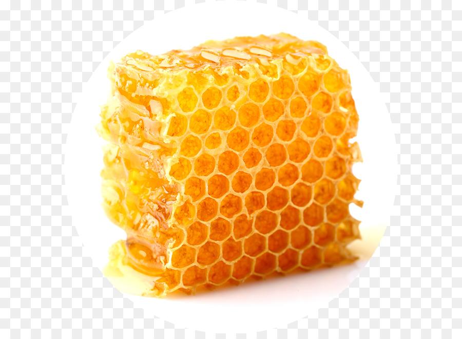 Bee cartoon transparent . Honeycomb clipart honey comb