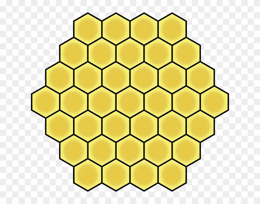 Hexagons hd png download. Honeycomb clipart honey comb