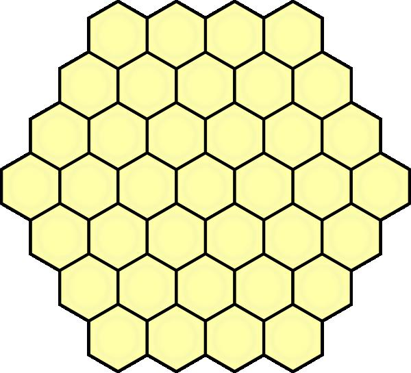 Clip art at clker. Honeycomb clipart honeycomb design