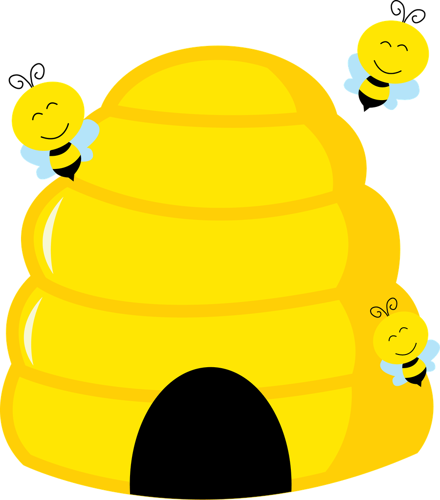 collection of cute. Honeycomb clipart hornet nest