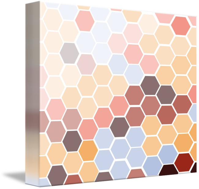 Honeycomb clipart print paper. By holly fowler