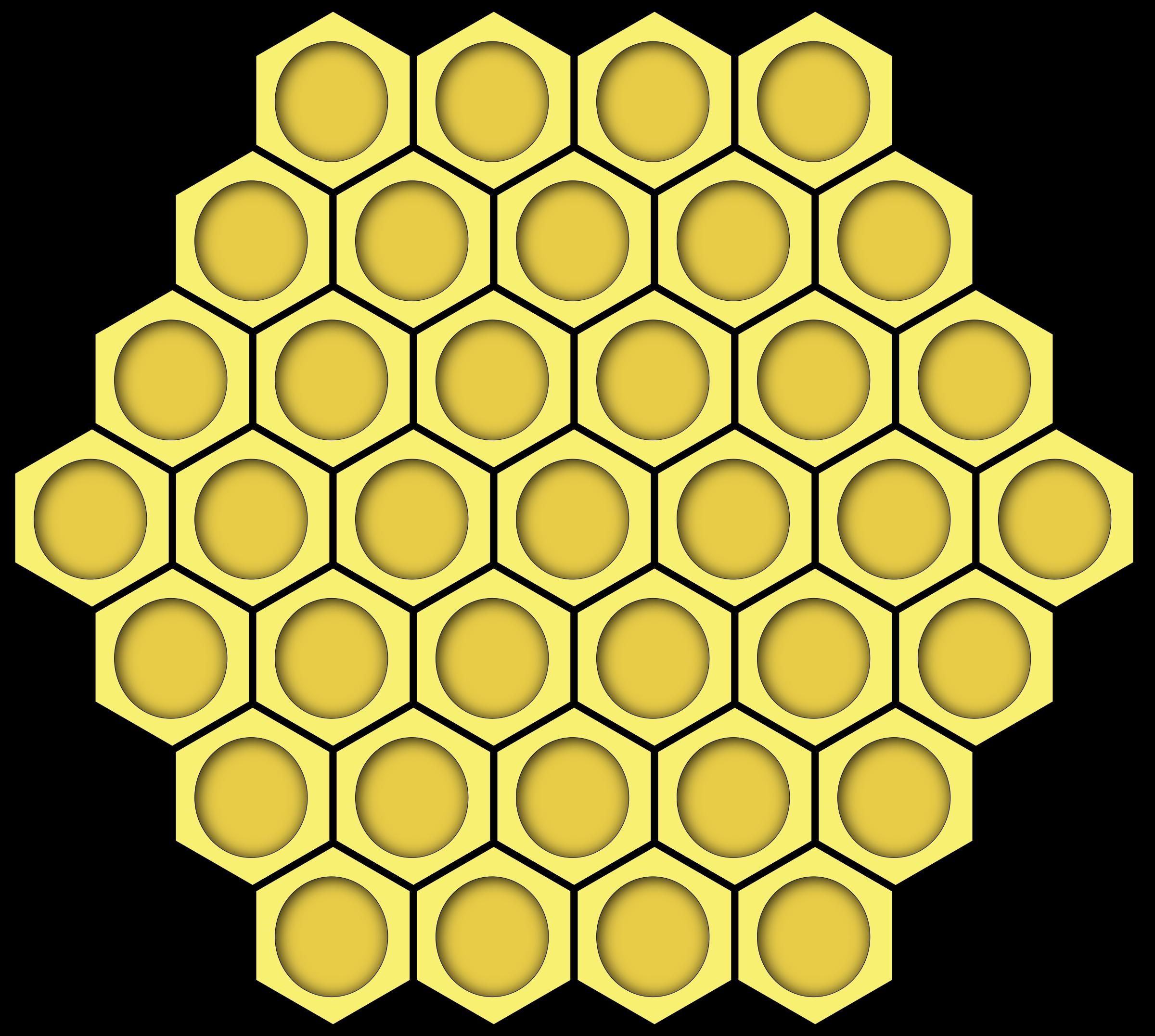 Big image png. Honeycomb clipart svg