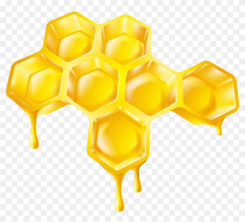 Honeycomb clipart transparent. Honey comb png drip