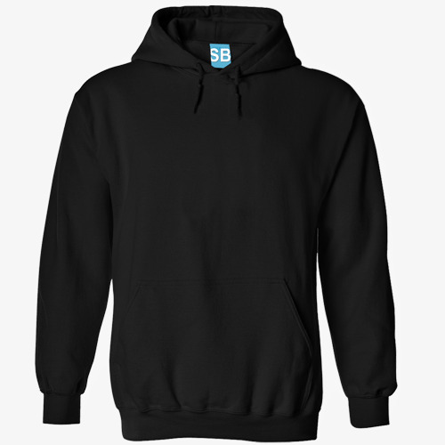 Black sweater png image. Hoodie clipart