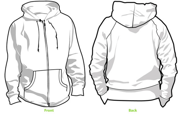 The a free images. Hoodie clipart