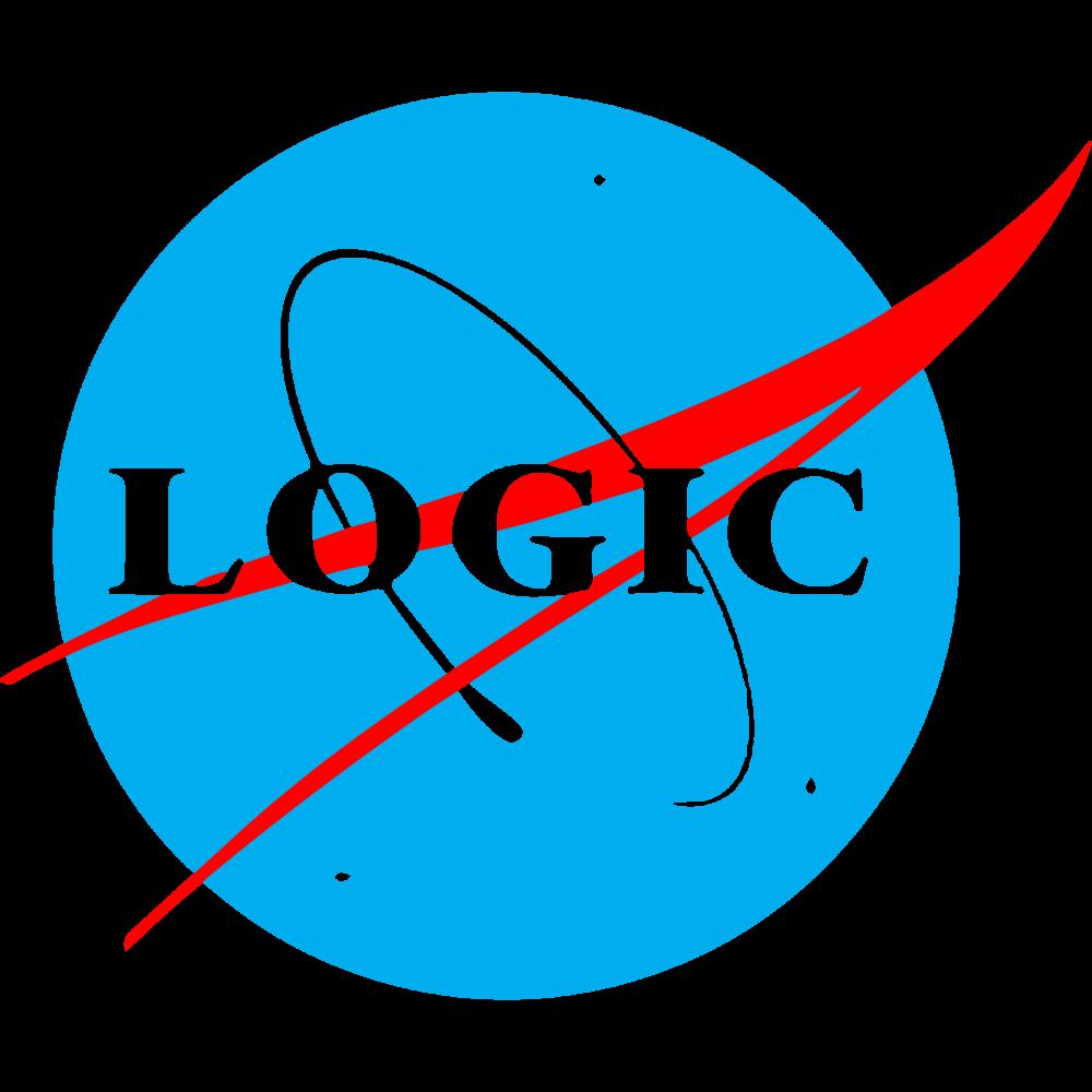 Custom logic nasa unisex. Hoodie clipart clip art